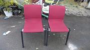 연결형 래드 의자 8개