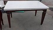 데리석 테이블 4인 1개