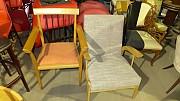 디자인 의자 2개