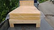 원목 침대 싱글 (대)