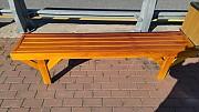 원목 데기석 의자 5개  가로1300x 380 /높이430 =5개