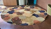 원형 칼라 카펫트 3920 x 1개 / 3750 x 1개